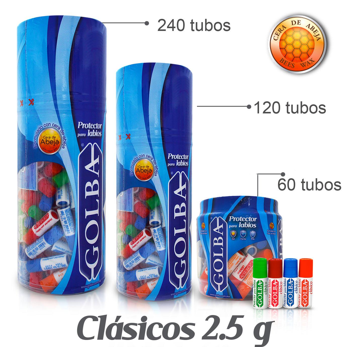 Exhibidores 2.5 g