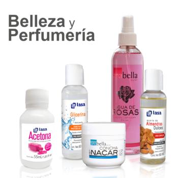Belleza y perfumería